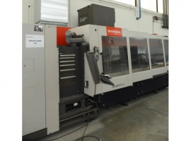 Laser cutting BYSTRONIC BYSPEED 3015 4440W (USED)