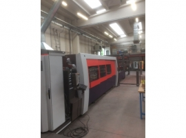 Laser cutting BYSTRONIC BYSPEED PRO 3015 6000W (USED)