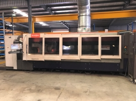 Laser cutting BYSTRONIC 3015 (USED)