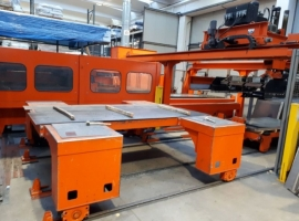 Laser cutting BYSTRONIC BYSPRINT 3015 3000W (USED)