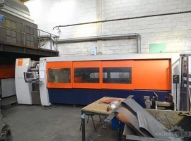 Laser cutting BYSTRONIC BYSPEED PRO 3015 (NEW)