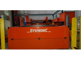 Laser cutting BYSTRONIC BYSTAR 3015 2800W (USED)