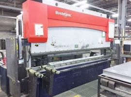 Press brakes BYSTRONIC PR 200 X 4100 (USED)