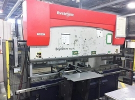Press brakes BYSTRONIC PR150-3100 (USED)