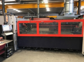Laser cutting BYSTRONIC BYSTAR 3015 (USED)