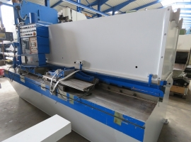Laser cutting BYSTRONIC BYSTAR 3015 / BYLASER 4400 (USED)