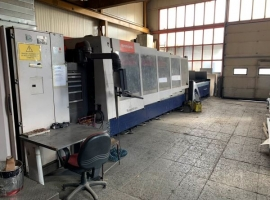 Laser cutting BYSTRONIC BYSPEED ​​3015 5.2 (USED)