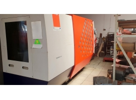 Laser cutting BYSTRONIC BYVENTION 3015 LASER (USED)